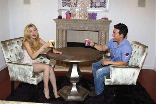 Jennette Mccurdy's Tour of her New House on June 18, 2013