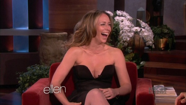 Jennifer Love Hewitt appearing on 'The Ellen DeGeneres Show', June 14, 2013