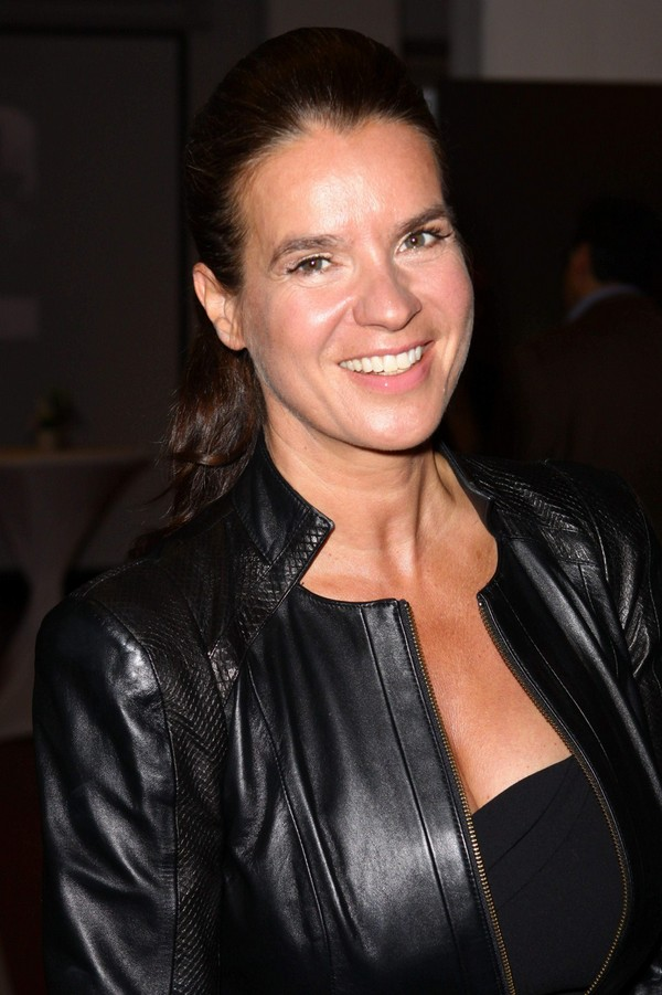 Katarina Witt at Ceremony of the German Olympic Sports Confederation on May 24, 2013
