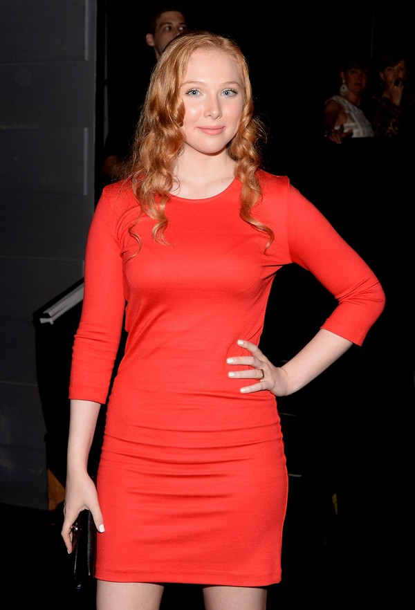 Molly Quinn at 'Man of Steel' Premiere in NY on June 10, 2013