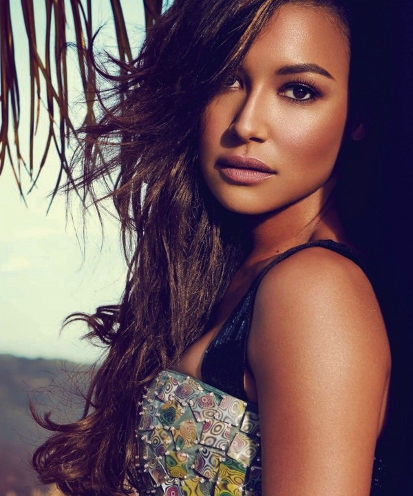 Naya Rivera Looks Gorgeous in Glow Magazine, Canada Edition, Summer 2013 Issue