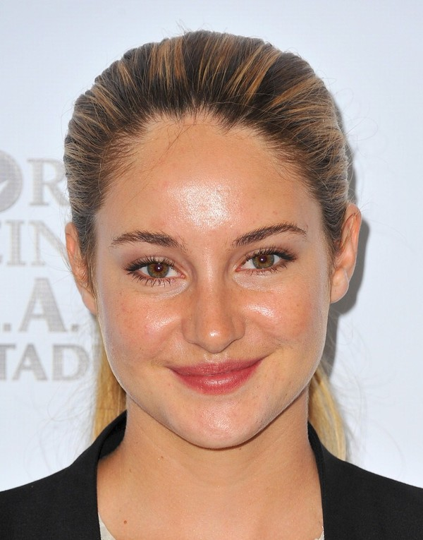 Shailene Woodley at 'The Spectacular Now' Premiere at 2013 Los Angeles Film Festival on June 17, 2013